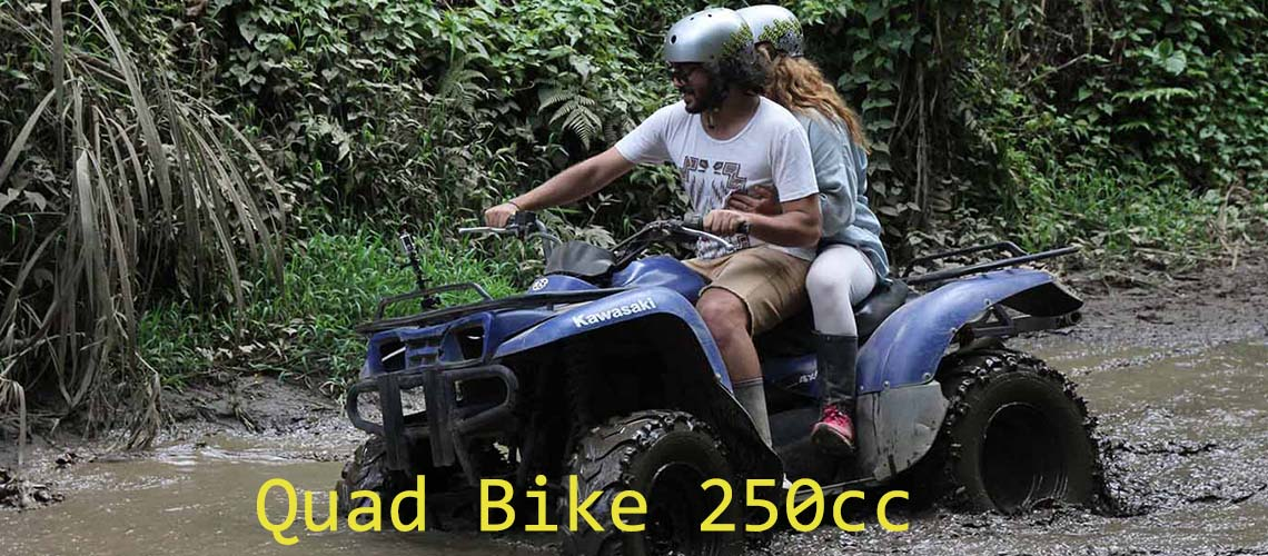 Best Atv Quad Ride Adventure Cheapest In Bali Bali Sharing Package